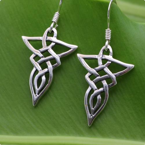 Celtic Earrings Silver925