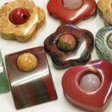 Sets mit Steinen