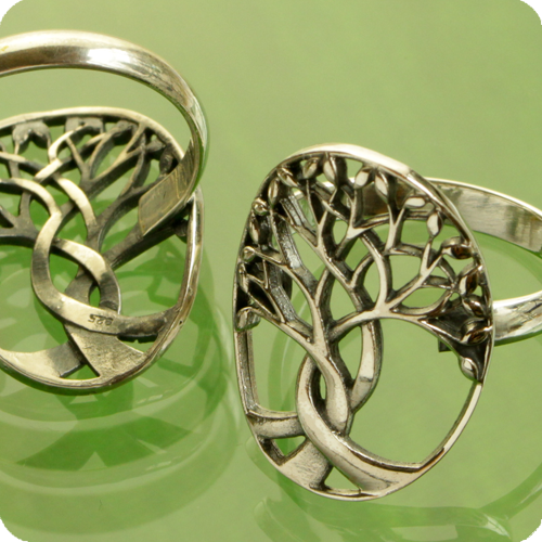 Rings Tree of Life