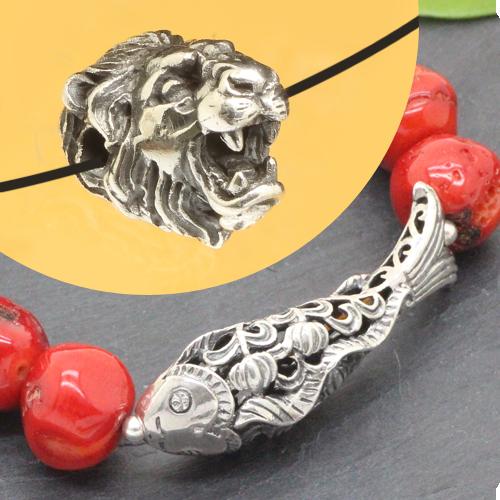 Tiere und Figuren Perlen 925