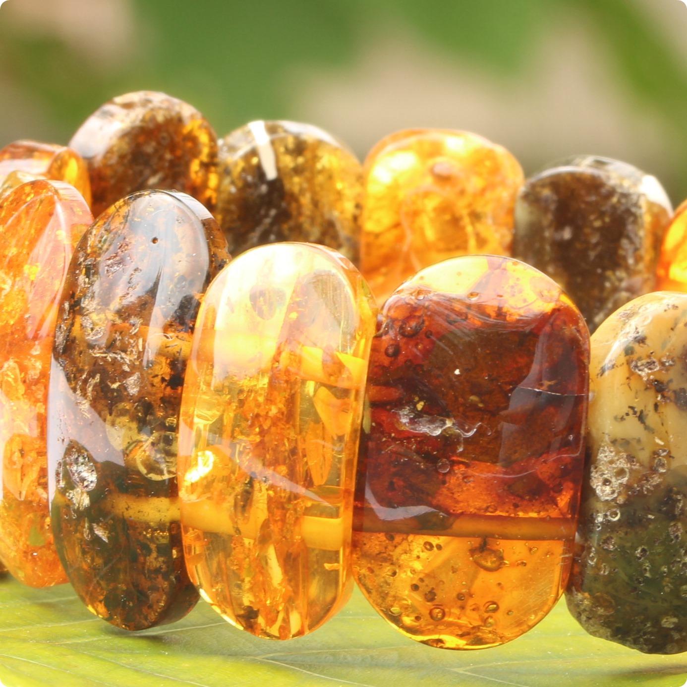 Amber Bracelets Single-Item