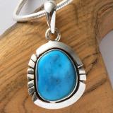 Silver pendants&stones
