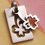 Steel pendants