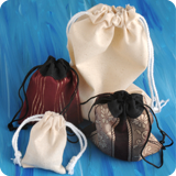 Draw String Pouches