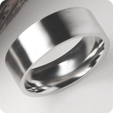 Stainless steel rings basic