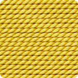 Gelbe Naturseide, Perlenzubehör