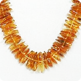 Natural Amber Chains