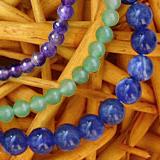 Armband kleine Perlen
