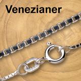 Venezianer Silberketten