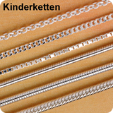 Silverchains for Children Sterlingsilver