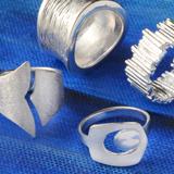 Silberringe: Ringe aus Silber