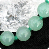Gemstone beads 45cm