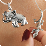 Animal Pendants Silver925