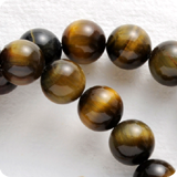 Gemstone bead necklaces 50-60cm
