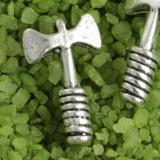 Silber Ohrstecker Werkzeug