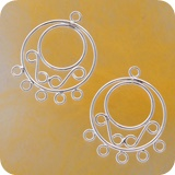 Chandelier Elements for Earrings