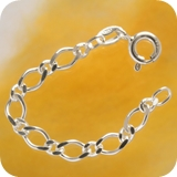 Chain Extensions Sterlingsilver