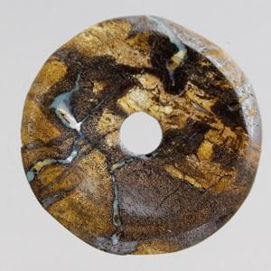 Boulder Opal Donuts Unikate