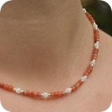 Stone beads & Silverbeads