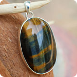 Gemstone Tigers Eye