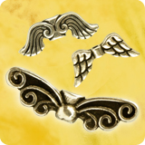 Wings Silverbeads 925