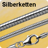 Sillver Chains, necklaces made of sterlingsilver made in germany.