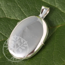 Medaillon made of silver small
