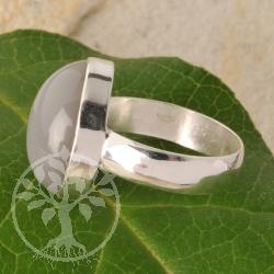 Mondsteinring Silber Nr012
