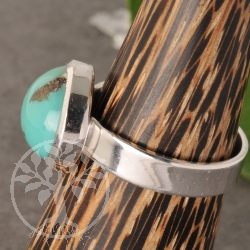 Silver Ring Turquoise 925