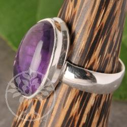 Amethyste Ring Silver