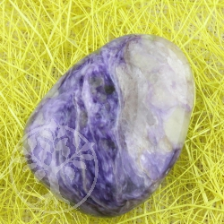 Charoite Pendant 35*40mm A-quality