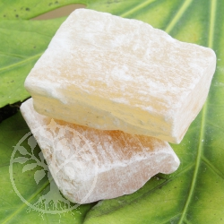 Selenite orange raw Minerals