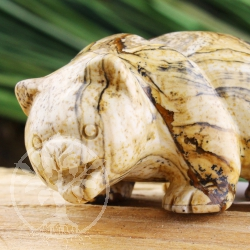 Animal carving Picture Jasper 92