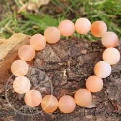 Carnelian bracelet 12mm