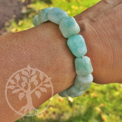 amazonite bracelet tumbled Stone BIG