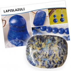 Lapis Lazuli Gemstone Set