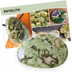 Rhyolite Gemstone Set