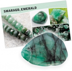 Emerald (Smaragd) Gemstone Set
