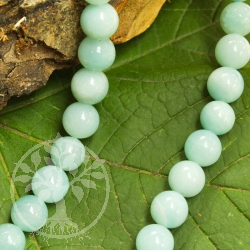 AA Chinese amazonite beads 8mm