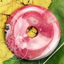Rhodochrosit Donut 40 mm AA