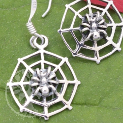 Spider Ear Pendant