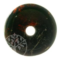 granat edelstein anh nger donut scheibe 011 blutelexir. Black Bedroom Furniture Sets. Home Design Ideas