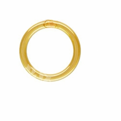 Gold Ring Closed 6.0*8-0.8mm Gold Filled 14K 1/20 soldered