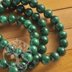 Malachit Armband Power Beads