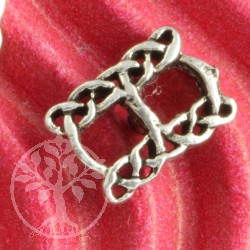 Celtic Knot Earstud Real Sterlingsilver Earrings