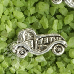 Car Earstud Real Sterlingsilver Oldtimer Earrings