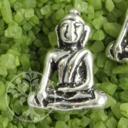 Budda Earstuds Sterlingsilver
