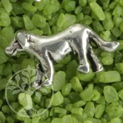 Dog Earring Silver 925 Earstud