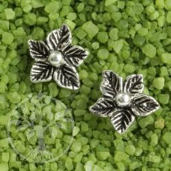 Ohrstecker Blütentraum groß 925er Silber