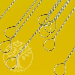Perlnadel Nadel für Perlseide